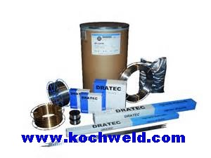 GERMANY DRATEC HARDFACING WELDING WIRE